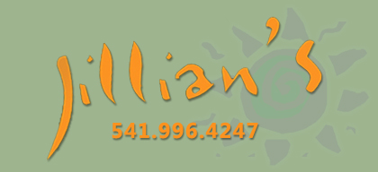 Jillians Hair Salon Logo
